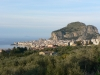 cefalu from the hills