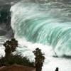 Surfing in Sicily
