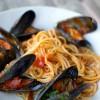 Sicilian Recipe – Pasta alle Cozze – Pasta with Mussels
